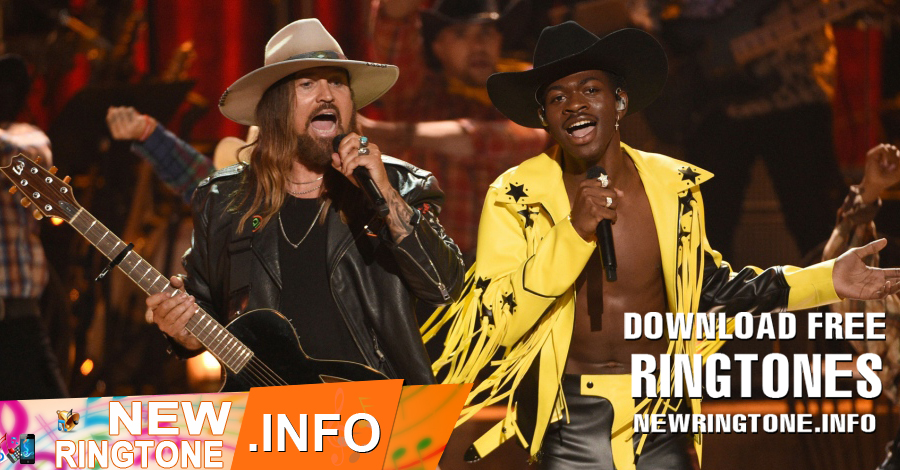 old town road ringtone - lil nas x & billy ray cyrus