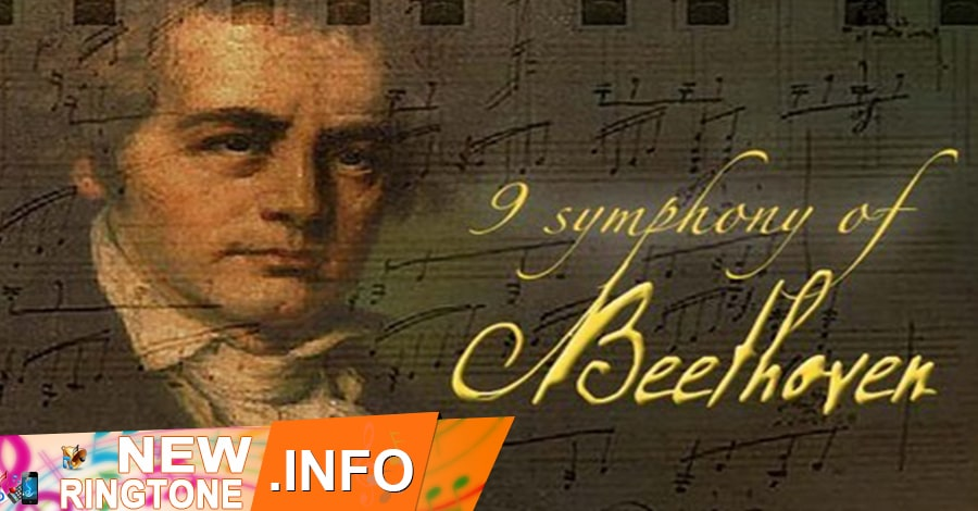 the symphony of beethoven ringtone beethoven