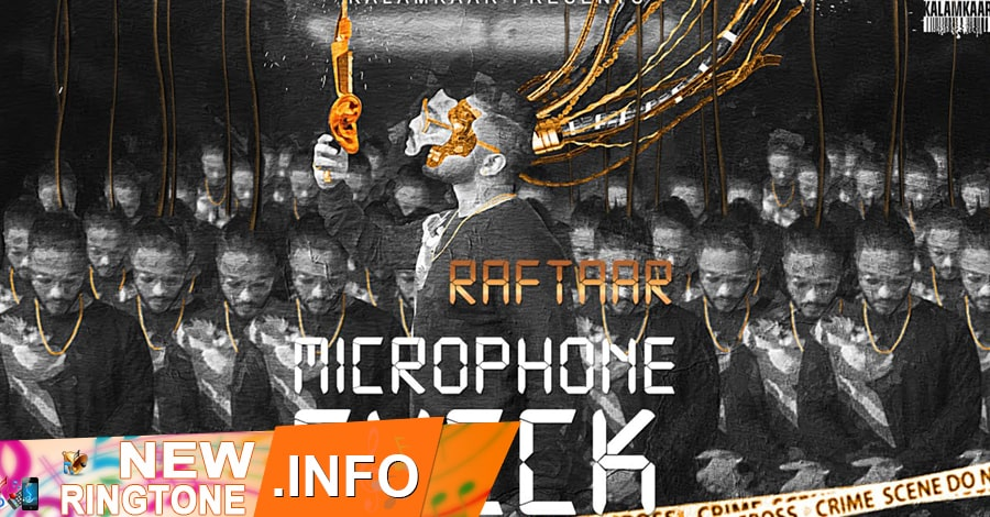 microphone check ringtone raftaar