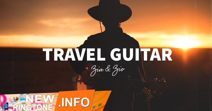 travel guitar ringtone zia & zio